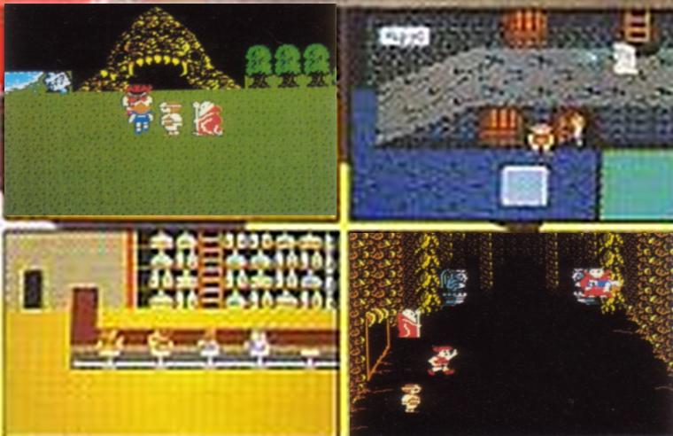 Seiken Densetsu : The Emergence of Excalibur (pub) Écrans du jeu