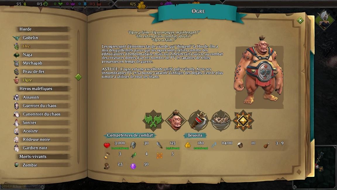 L'ogre dans l'almanach