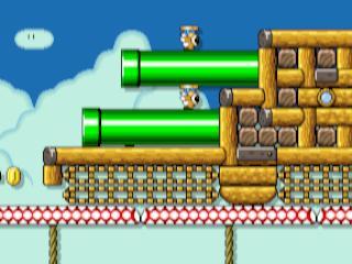 Senki's Mario Maker 1-8