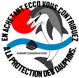 Ecco le dauphin Sega & Europe conservation
