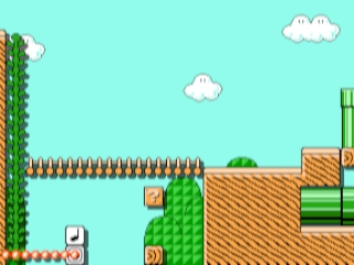 Senki's Mario Maker 1-5