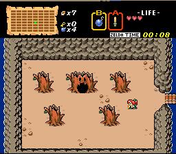 BS Zelda no Densetsu monde