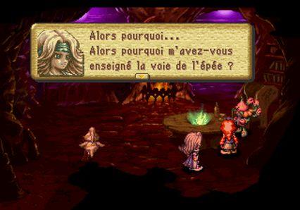 Legend of Mana Escad Olbon 1/2