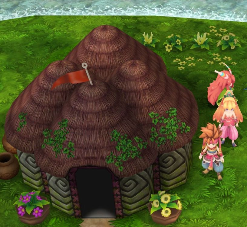 Secret of Mana Booskaboo