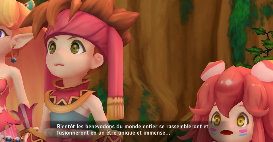 Secret of Mana approche finale