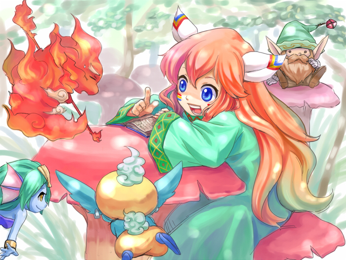 Secret of Mana fanart Yuru