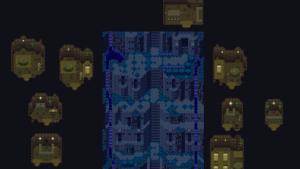 Ren, la ville céleste des Danans