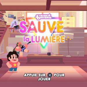 Steven Universe - Écran titre