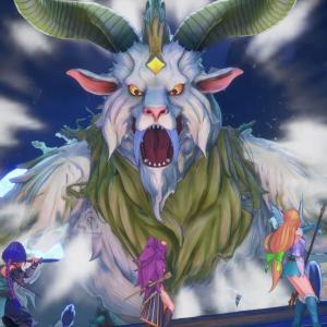 Aperçu du jeu (TGS) - Bénévodon de la lune Dolan