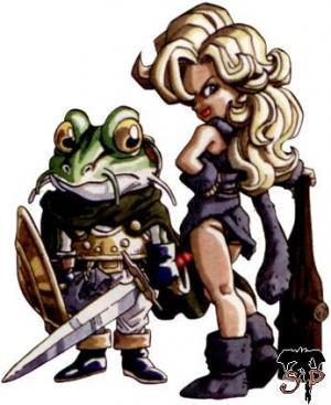 Frog et Ayla