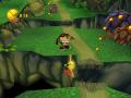 Pac Man World 2, jeu de plateforme 3D sorti sur Playstation 2