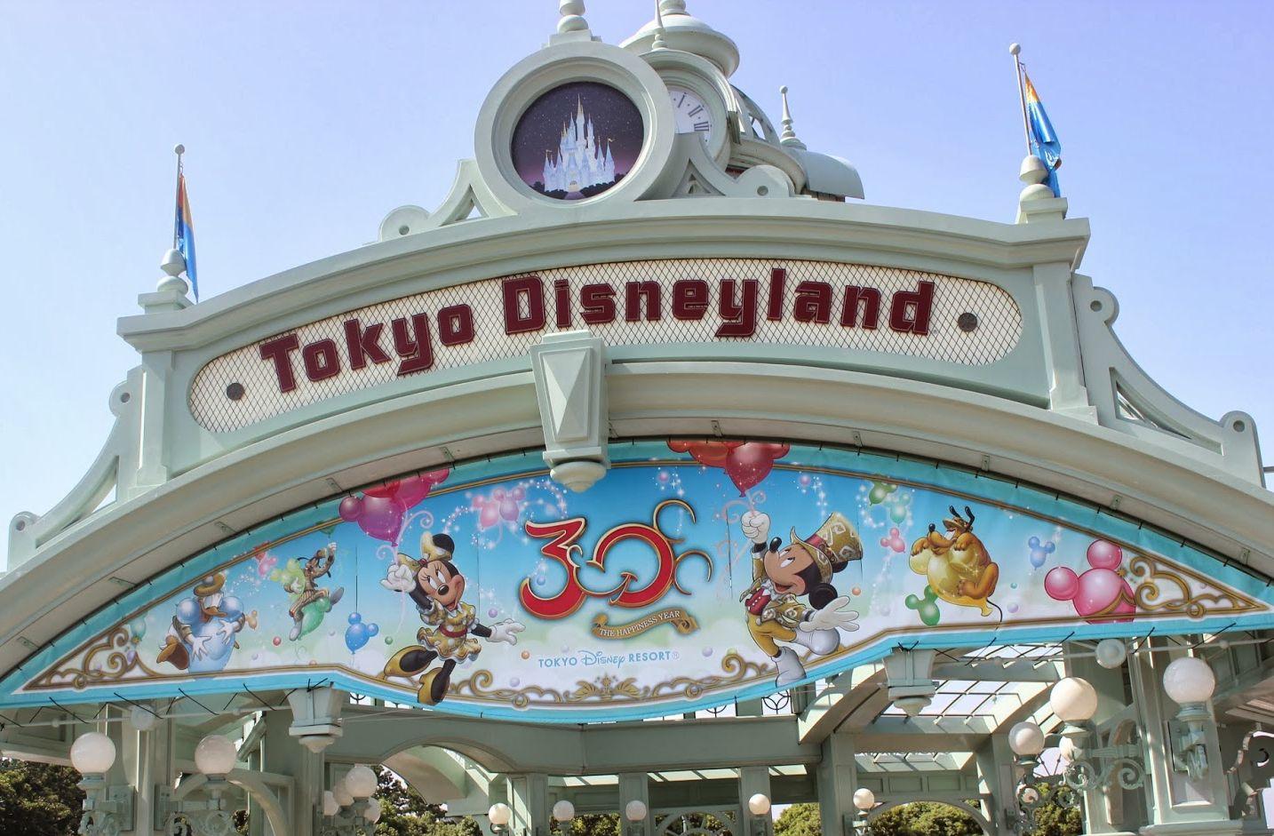 Soleil Tokyo Disneyland